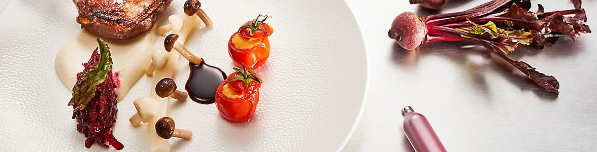 Köstliche Kreationen einfach und schnell im Handumdrehen.